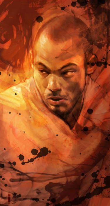 Wesley Sneijder by ivantao